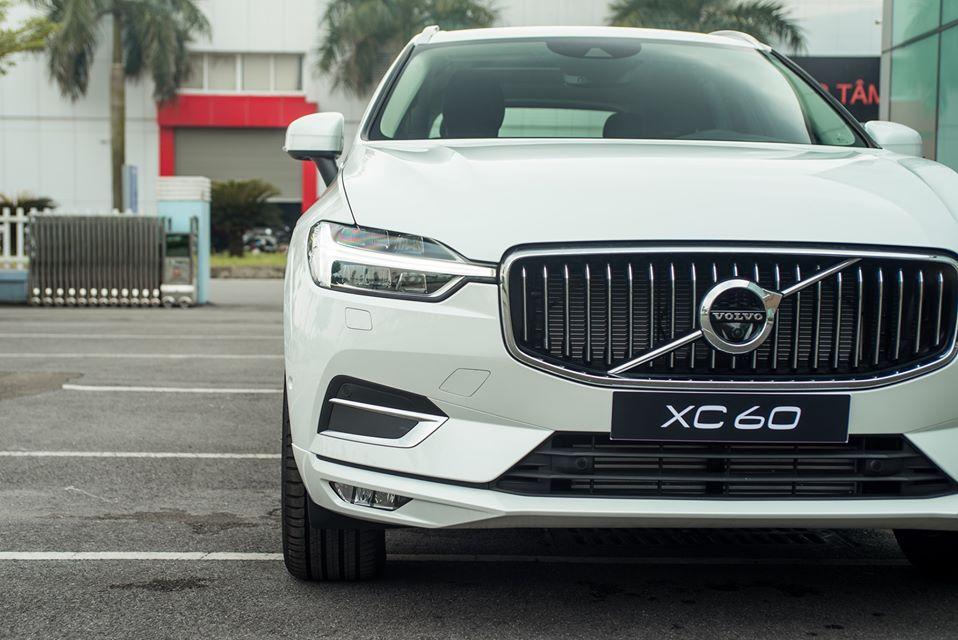 Volvo XC60 2021 HOÀN TOÀN MỚI
