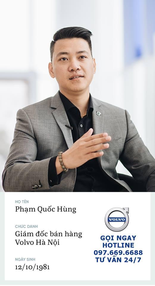 Pham Quoc Hung Volvo